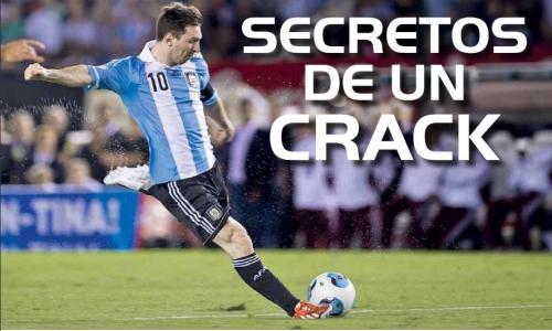(12/03/2014) Messi en la revista Cielos Argentinos de marzo
