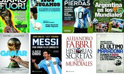 (29/05/2014) Los libros de fútbol invaden la Feria