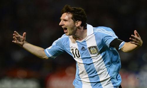 (11/06/2014) Fiebre Mundialista. Messi en la revista Clase Ejecutiva