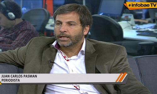 (03/10/2014) Toti Pasman presentó su libro sobre Messi en InfobaeTV