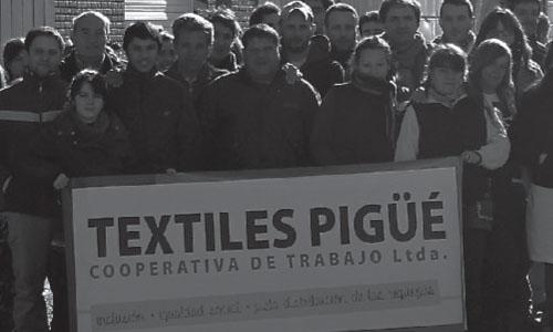 (17/02/2015) Cooperativa textiles Pigüe en el suplemento Cash