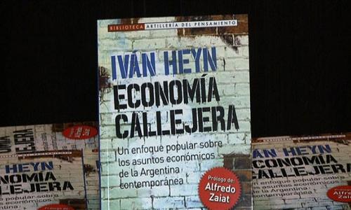(28/05/2015) Presentación de Economía Callejera en la agencia TELAM (30/04/2015)