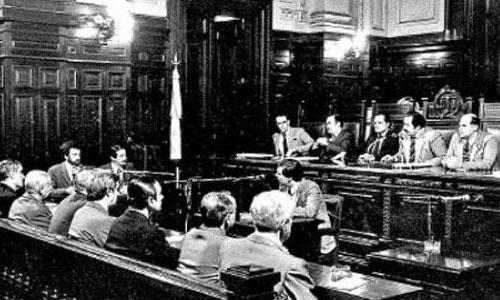 (06/06/2015) El juicio que no se vio en Miradas al sur.