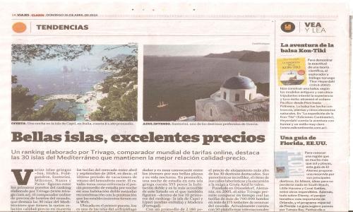 (26/04/2015) La expedición de la Kon Tiki en Clarín