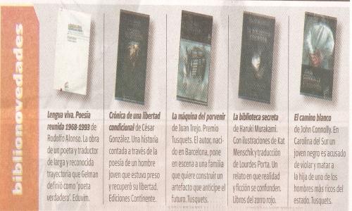 (01/03/2015) Crónica de una libertad condicional en Tiempo Argentino
