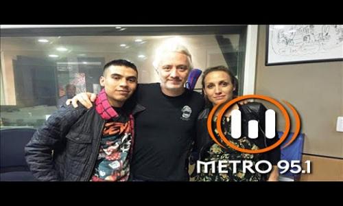 (28/09/2015) César González en Pase lo que pase solo por hoy de radio Metro