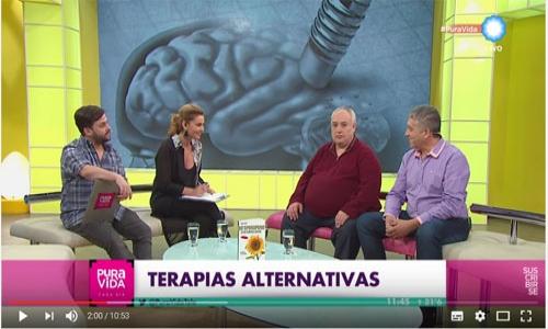 (13/10/2016) Raúl Pérez en el programa Pura Vida de la TV Pública (1ra Parte)