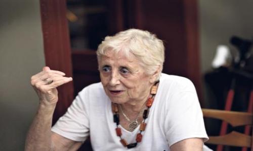 (06/02/2017) Entrevista a Stella Calloni en Página/12