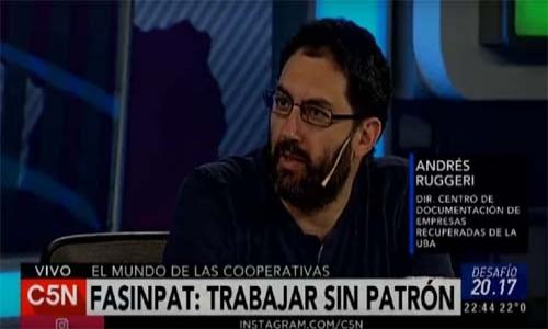 (06/02/2017) Andrés Ruggeri en C5N