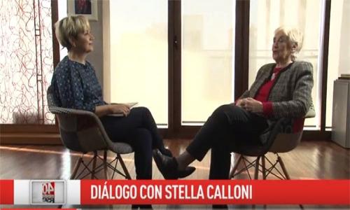 (30/06/2017) Stella Calloni en 40 minutos de RSE