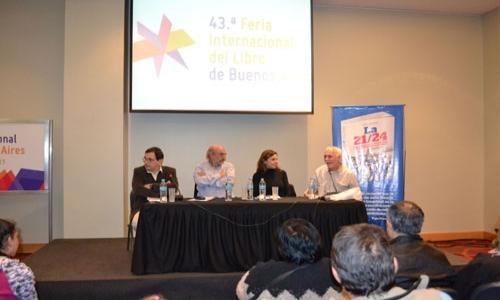 (18/05/2017) Presentación de La 21/24 en Valores religiosos de Clarin.