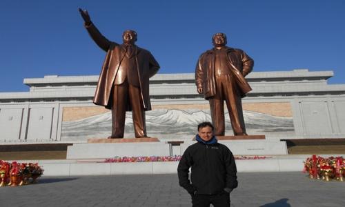 (20/01/2018) Corea, dos caras extremas de una misma nación en Infobae.