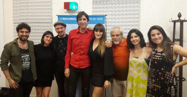(15/11/2017) Benjamín Prado en Dulces y Amargos por radio Nacinal