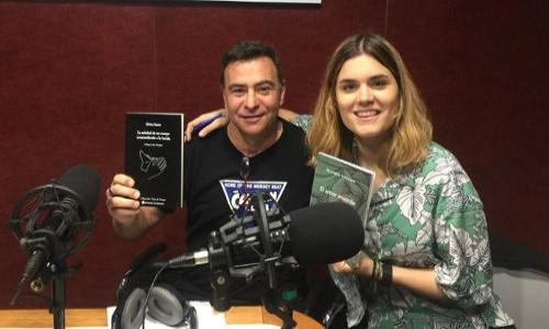 (02/05/2018) Entrevista a Elvira Sastre en radio Con Vos