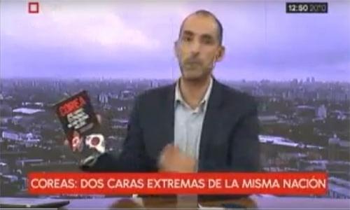 (28/04/2018) Julián Varsavsky en Bien de sábado por C5N