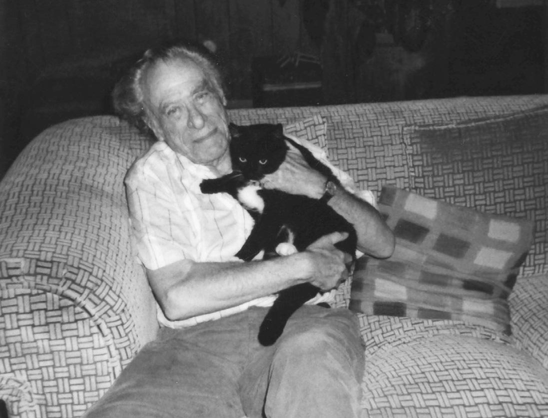 (29/04/2018) Gatos de Charles Bukowski en Infobae