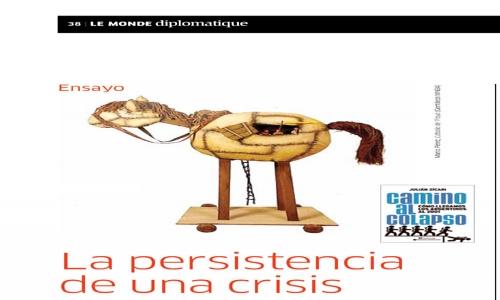 (04/07/2018) Camino al colapso en Le Monde de julio