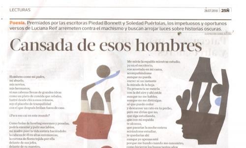(28/07/2018) Un hogar fuera de mi en la revista Ñ