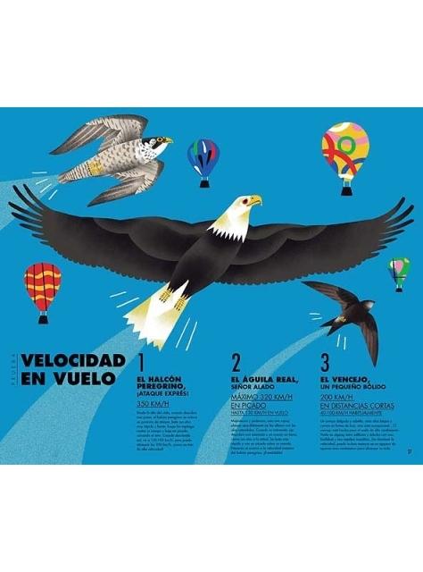 1 2 3 ... YA ! LOS RECORDS DEPORTIVOS DE LOS ANIMALES