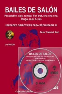 T.III UNIDADES DIDACTICAS PARA SECUNDARIA - BAILES DE SALON