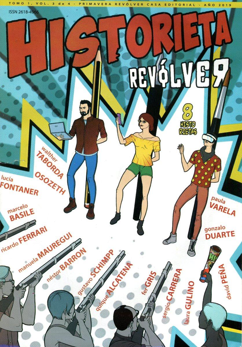 HISTORIETA REVOLVER 3