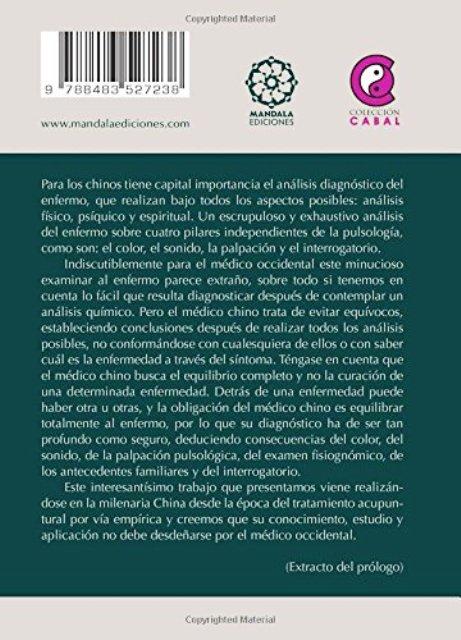 LOS CUATRO DIAGNOSTICOS CHINOS