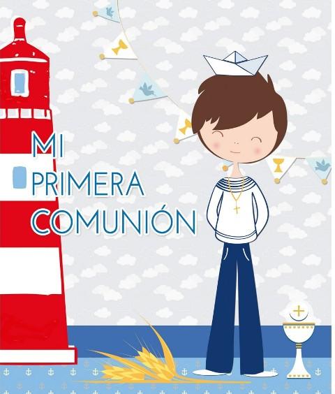 MI PRIMERA COMUNION - MARINERO