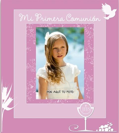 MI PRIMERA COMUNION - FOTO