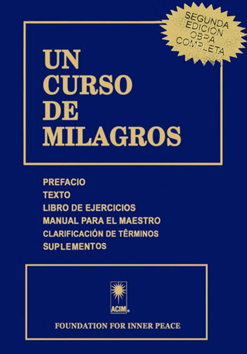 UN CURSO DE MILAGROS (RUSTICA) 2DA.EDICION