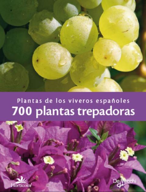 700 PLANTAS TREPADORAS. PLANTAS DE LOS VIVEROS ESPAÑOLES