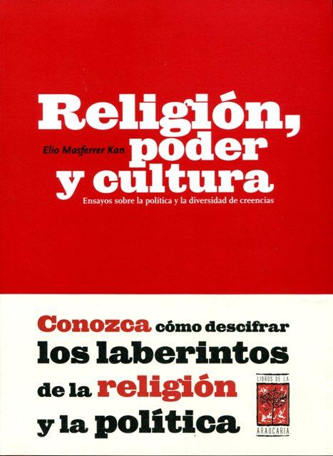 RELIGION , PODER Y CULTURA