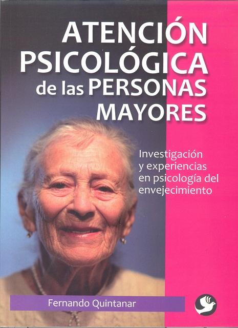 ATENCION PSICOLOGICA DE LAS PERSONAS MAYORES