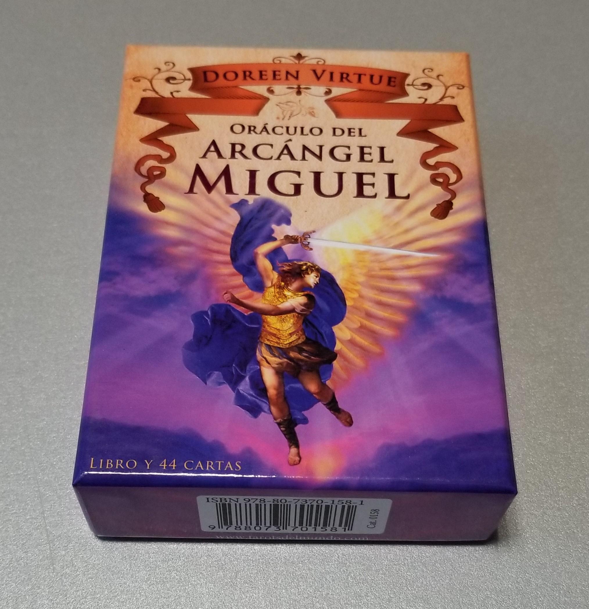 ORACULO DEL ARCANGEL MIGUEL