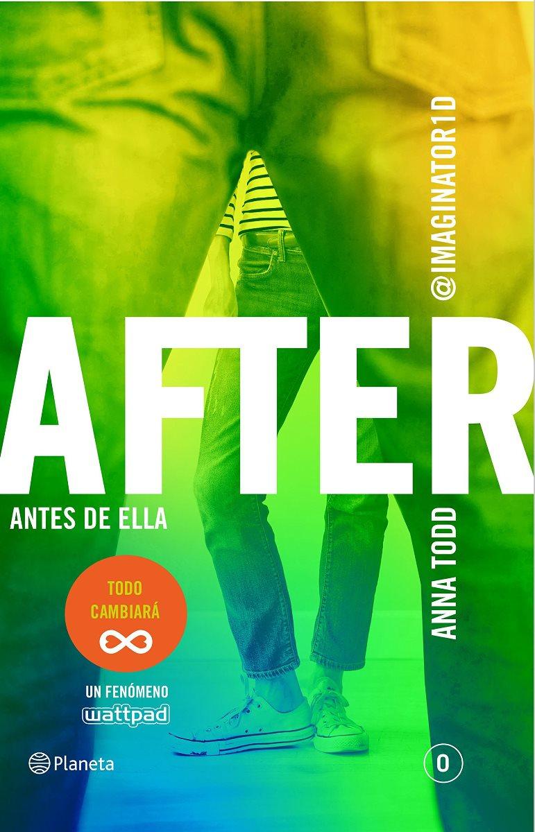 AFTER : ANTES DE ELLA (RUSTICA)