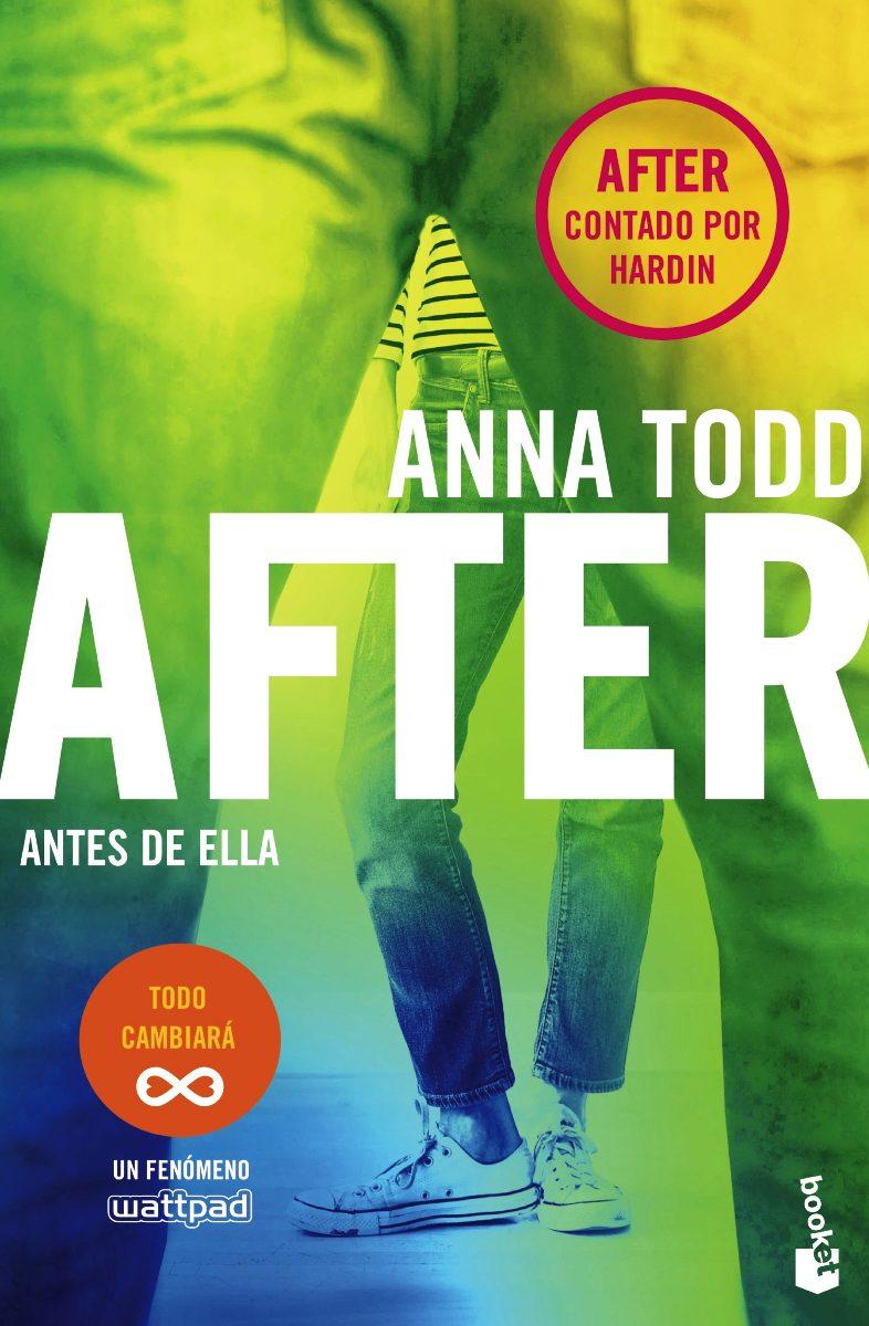 AFTER : ANTES DE ELLA