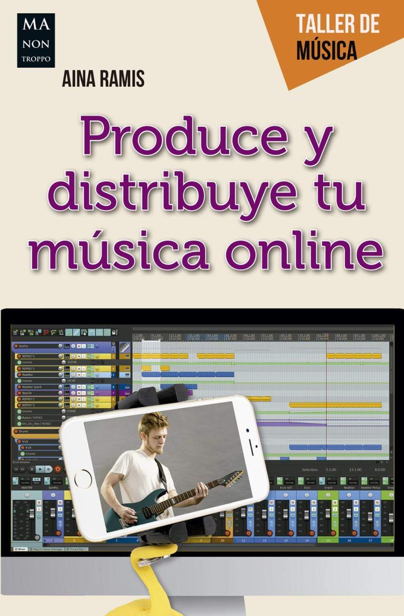 PRODUCE Y DISTRIBUYE TU MUSICA ONLINE . TALLER DE MUSICA