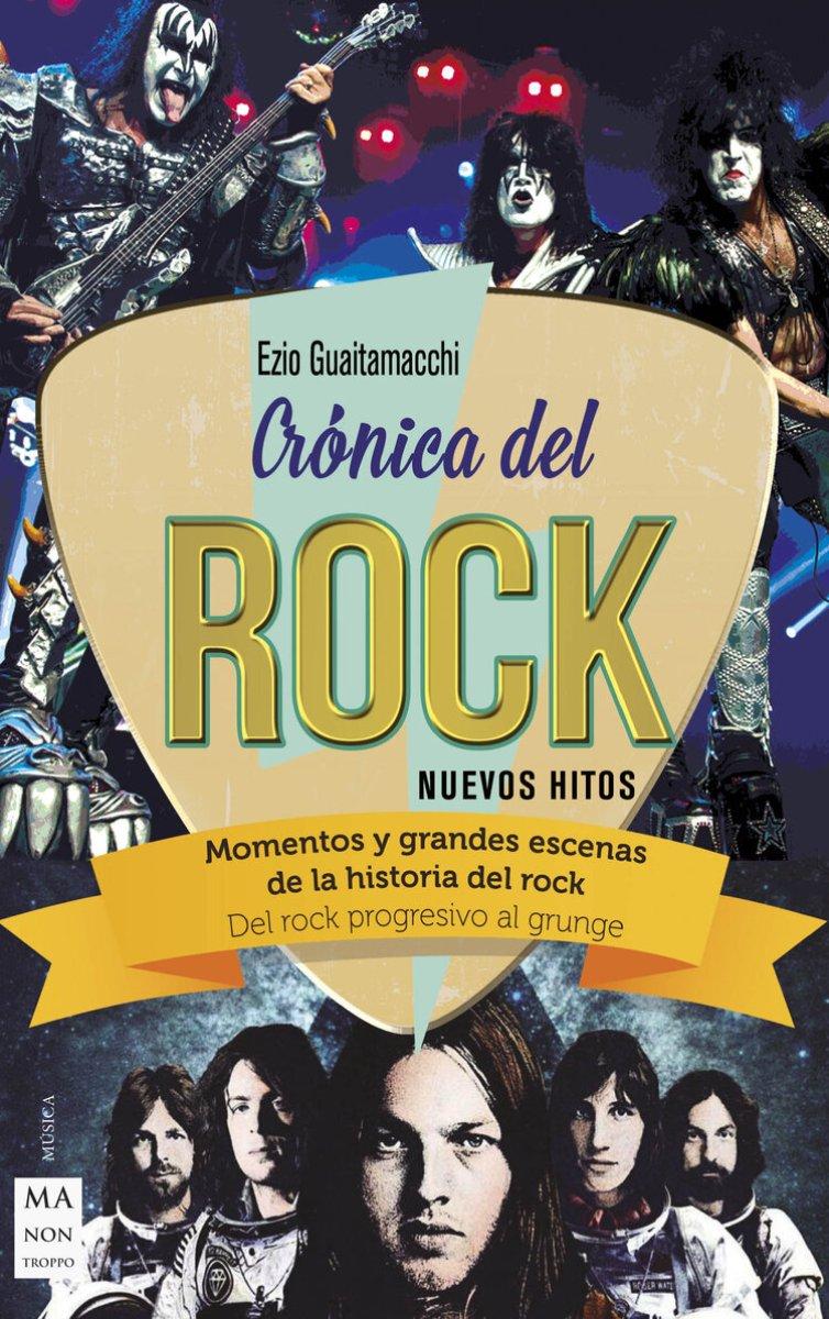 CRONICA DEL ROCK - NUEVOS HITOS