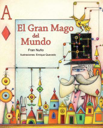 EL GRAN MAGO DEL MUNDO