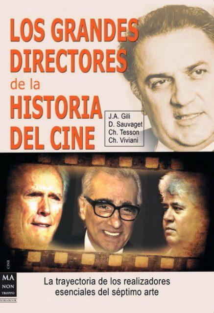 LOS GRANDES DIRECTORES DE LA HISTORIA DEL CINE