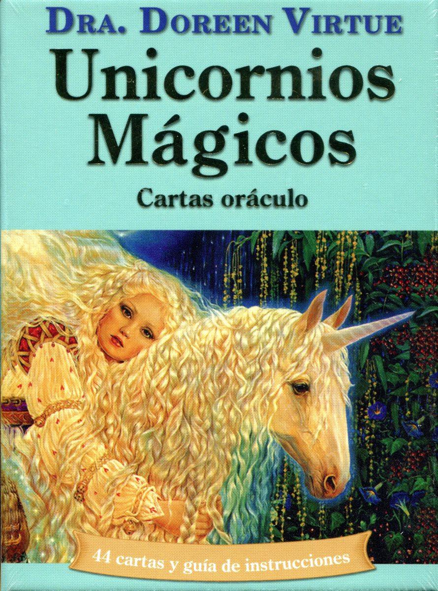 UNICORNIOS MAGICOS (LIBRO + CARTAS) . CARTAS ORACULO