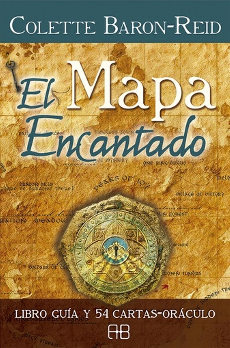 EL MAPA ENCANTADO (LIBRO + CARTAS) ORACULO