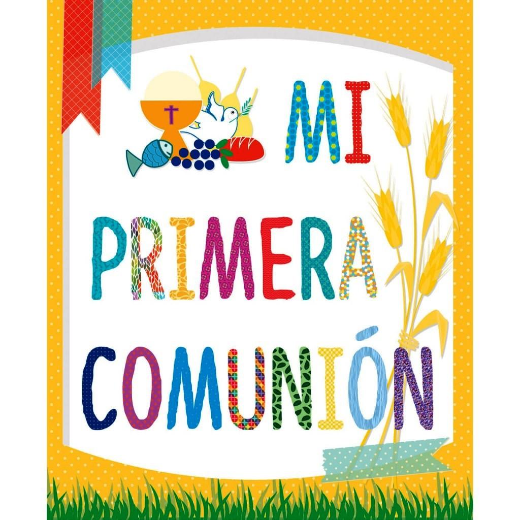 MI PRIMERA COMUNION - ESPIGA