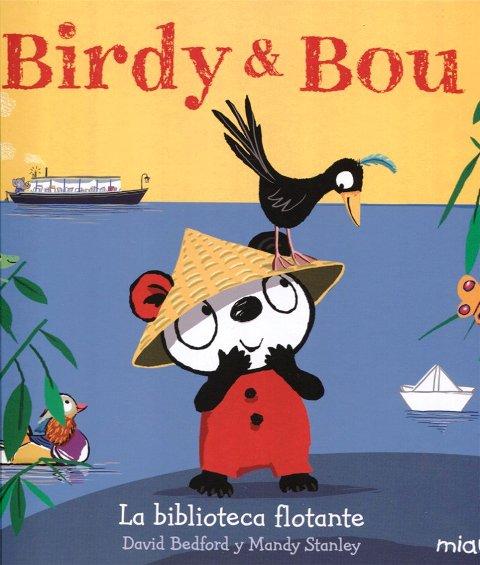 BIRDY Y BOU . LA BIBLIOTECA FLOTANTE