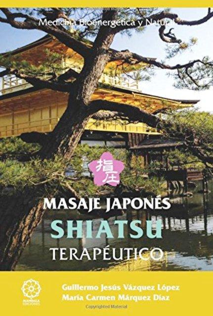 SHIATSU TERAPEUTICO . MASAJE JAPONES