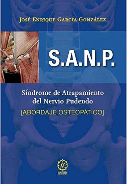 S.A.N.P. SINDROME DE ATRAPAMIENTO DEL NERVIO PUDENDO