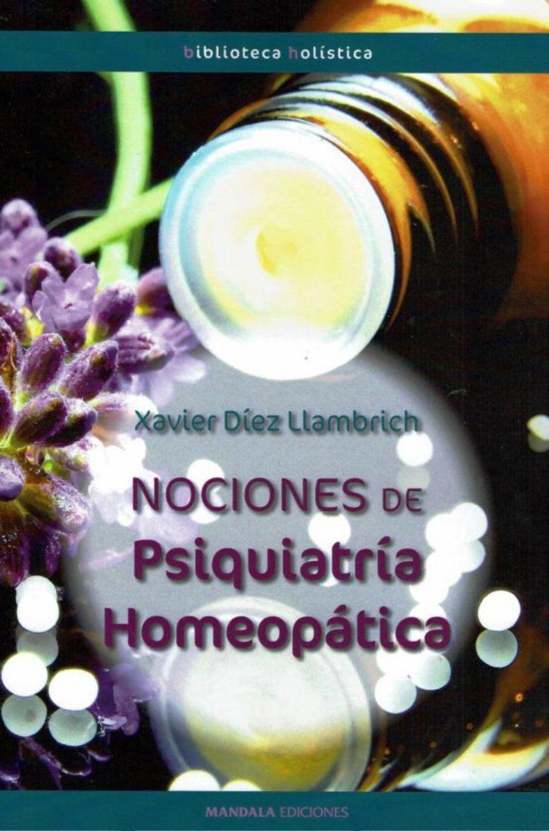 NOCIONES DE PSIQUIATRIA HOMEOPATICA