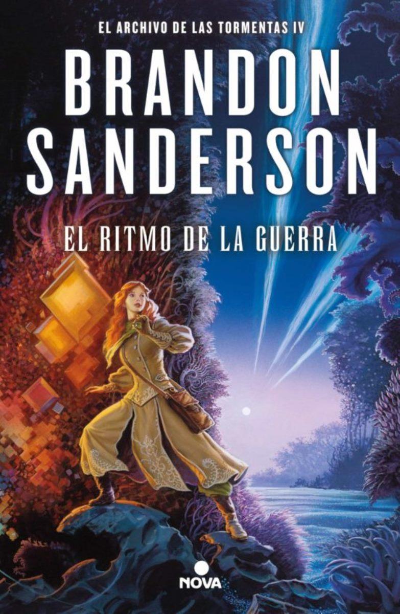 EL RITMO DE LA GUERRA (SAGA EL ARCHIVO DE LAS TORMENTAS 4)