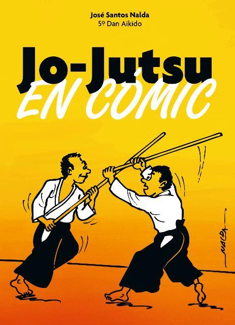 JO - JUTSU EN COMIC