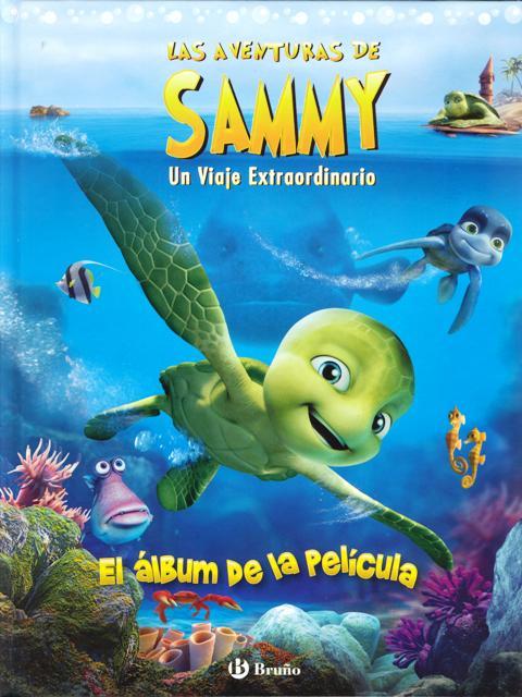 LAS AVENTURAS DE SAMMY . EL ALBUM DE LA PELICULA