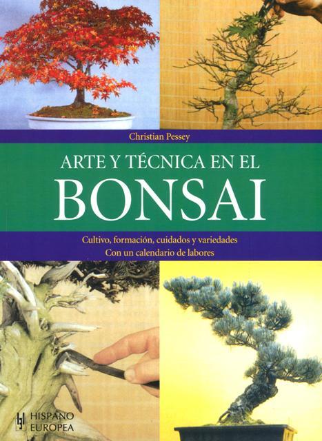BONSAI ARTE Y TECNICA EN EL